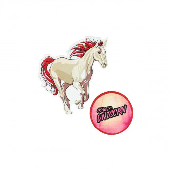 Stiker ''MAGIC UNICORN'', 2/1