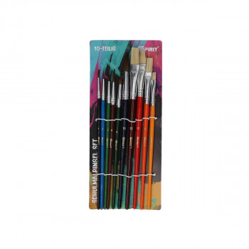 Brush Set 10/1, Blister