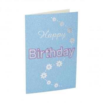 3D Greeting card ''Birthday 26''