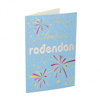 3D Greeting card ''Birthday 29''