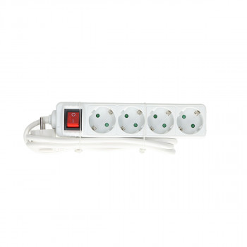 Exstension Cord 4-Socket, 1.5m