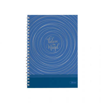 Exercise Book ''Magic'' A5 Hard Cover, Squared