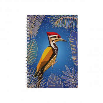 Exercise book ''Fly Fly'' A5 Soft Cover, Squared