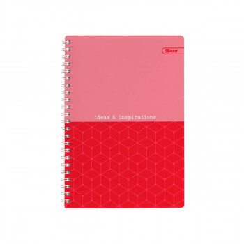 Exercise Book Soft covers A5 Lines Neon