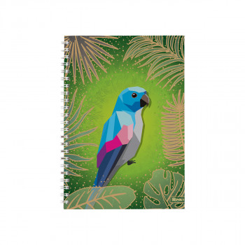 Exercise Book ''Fly Fly'' A5 Soft Cover, Lines