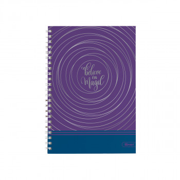 Exercise Book ''Magic'' A5 Hard Cover, Lines