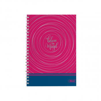 Exercise Book ''Magic'' A5 Hardcovers, Lines