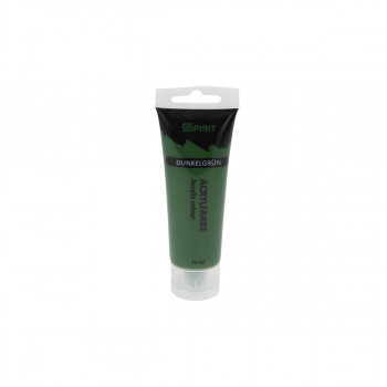 Acrylic paint 75ml, Olive Green