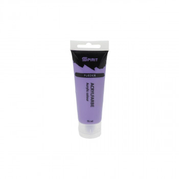 Acrylic paint 75ml, Light Purple