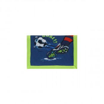 Dečiji novčanik ''FOOTBALL BLUE''