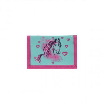 Dječiji novčanik ''HORSE TURQUOISE''