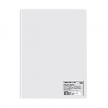 Flipchartblock 20 Blatt, 68x95cm