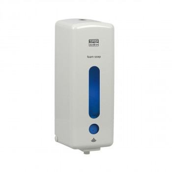 Soap dispenser with sensor