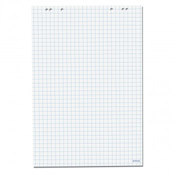 Flipchart pad 68x99cm, 20 sheets, squared