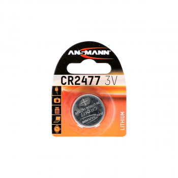Lithium battery ''CR2477''