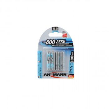 Batterys HR06 800mAh 4/1