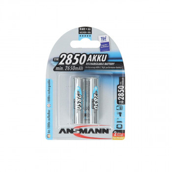 Wiederaufladbare Batterien LR06 2850mAh