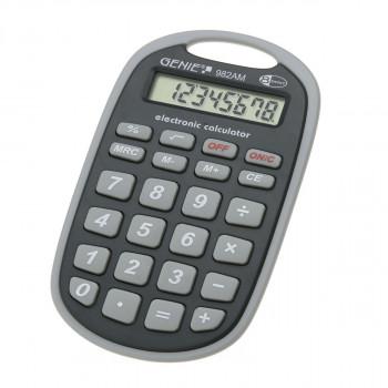 Pocket calculator ''982-AM'' 8-Digits