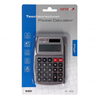 Pocket calculator ''520''
