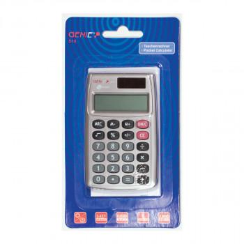 Pocket calculator  510 8-Digits