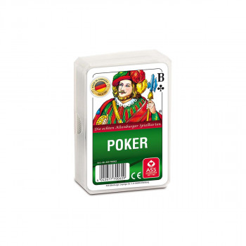 Playing cards for Romme/Poker/Bridge, 1/1