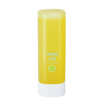 Shampoo 3u1 Power Lime 420ml, 12/1