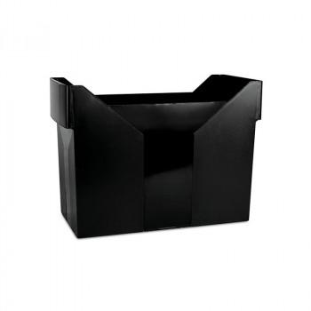 Kutija za viseće fascikle crna