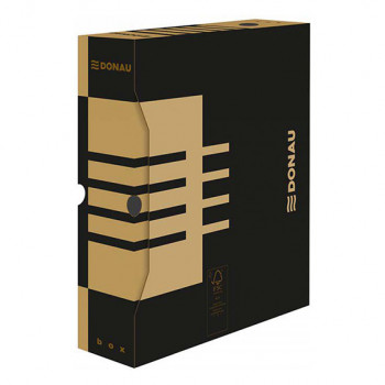 Kutija za Registrator Arhivska A4 Smedja