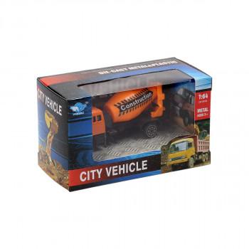 Mašine bager & kamion, 1:64
