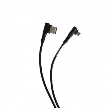 USB Kabal ''Type C'' 2.0A, 1m, Crna