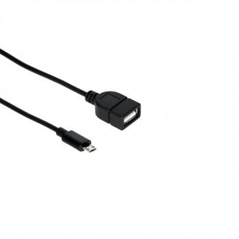 OTG Micro cable, 10cm