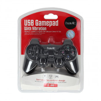 USB Gamepad za PC ''HV-G69''