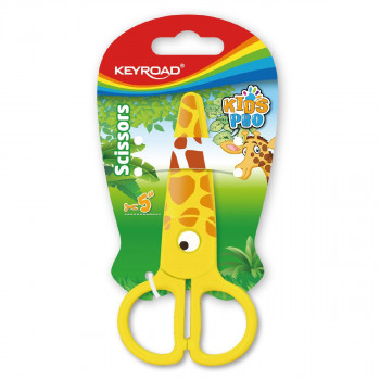 Scissors for kids ''Kids Pro Girrafe'', 13cm