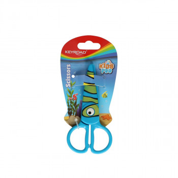 Scissors for kids ''Kids Pro Fish'', 13cm