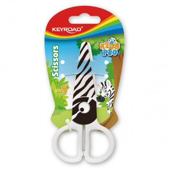 Scissors ''Zebra Kids'', 13cm