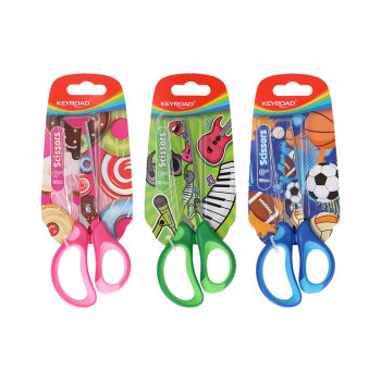 Scissors ''TATTOO KIDS'', 3 assorted