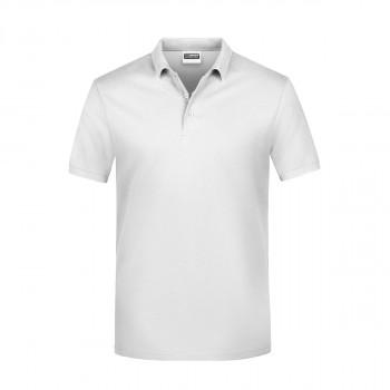 Majica Polo Basic Bijela M