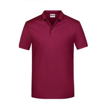 Majica Polo Basic Bordo M