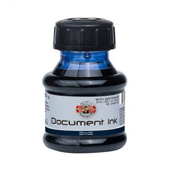 Tinta za Dokumente, 50gr, Crna