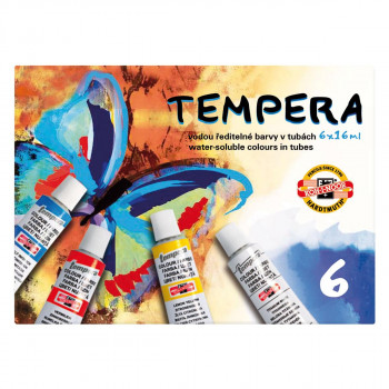 Tempera boje, 16ml