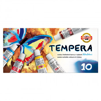 Tempera boje 16ml
