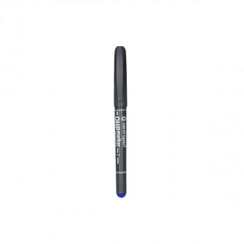 Marker OHP permanent, 0.6mm, plastic tip
