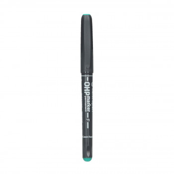Marker OHP, permanent, 0.6mm, plastic tip