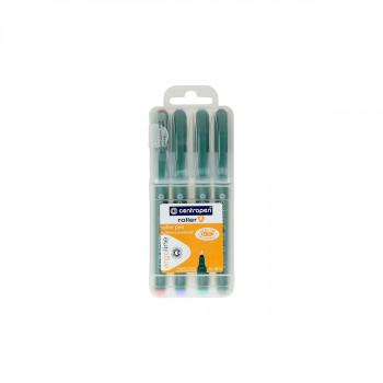 Roller Pen, 0.3mm, 4pcs sorto