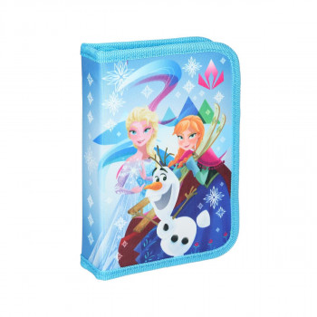 Empty pencil case ''FROZEN'', 1 zipper