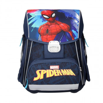 School bag ''SPIDERMAN'' (metal buckle)