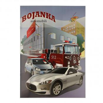 Bojanka ''Automobili''