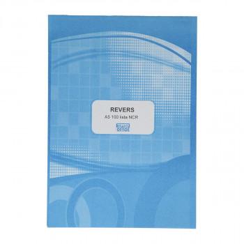 Revers A5 Ncr, 100 lista