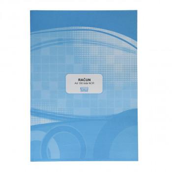 Račun A4 sa PDV Ncr