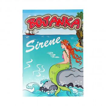 Bojanka ''Sirene''